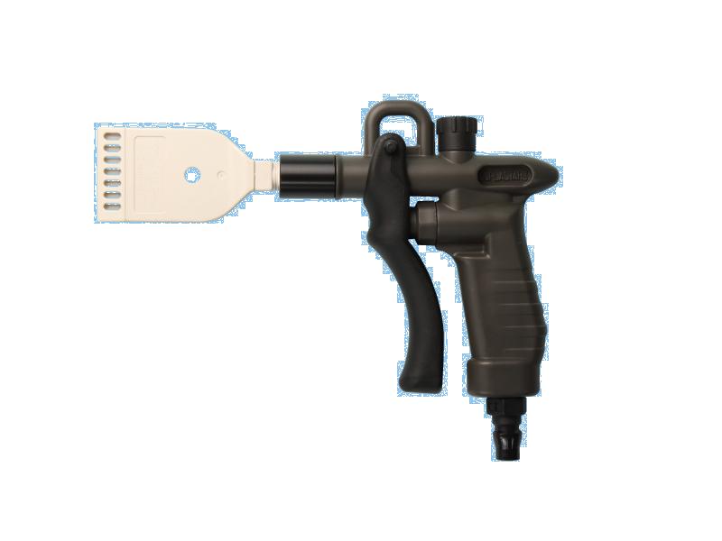 TAIFUJet® + Air gun