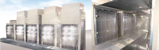 COOLSAVE-D Fog Cooling Unit